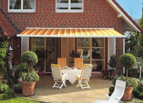 Awning - Markilux skylife in normal mode