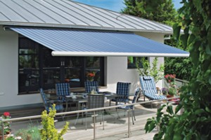 retractable patio sun awning