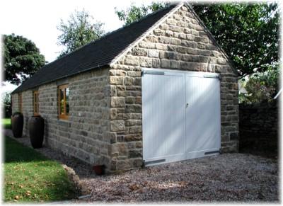 side hinged garage door | eBay