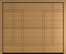 Domina timber door TAU Design
