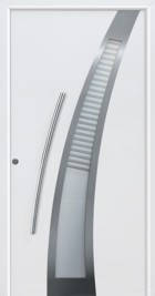Hormann ThermoSafe Front Entrance Door - Style 40