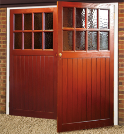 Grp side hinged garage doors | The Garage Door Centre Special Offers