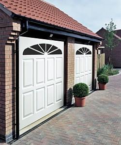 GRP Garage Doors, Steel Garage Doors, PVC Plastic Garage Doors
