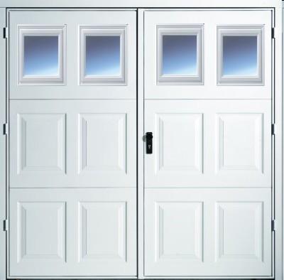 Steel Side Hinged Quality Steel Garage Doors Garage Door Centre