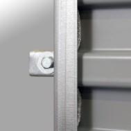 gliderol roller door fixing