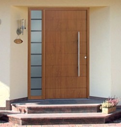 Hormann Front Entrance Doors From The Garage Door Centre UK