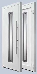 TOP Prestige Hormann entrance door and frame