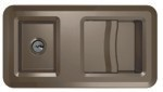 Brown Handle for Hormann HST Side Sliding Garage Door