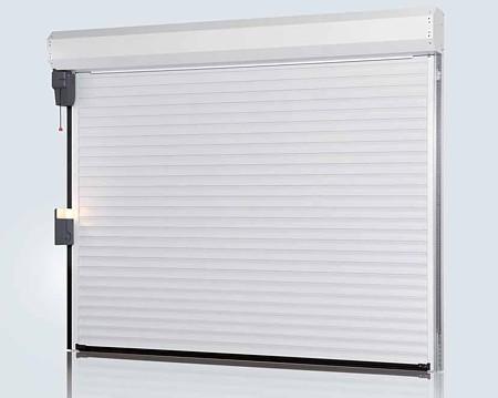The Hormann Rollmatic Electric Roller Door Garage Door Centre Articles
