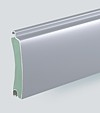 insulated roller door slat