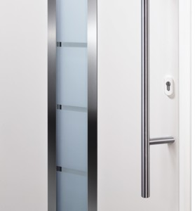Hormann ThermoPro steel front home doors