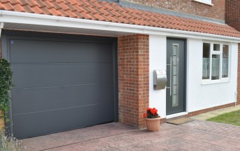 Hormann Sectional Garage Doors From The Garage Door Centre