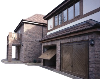 Hormann GRP up and over garage doors