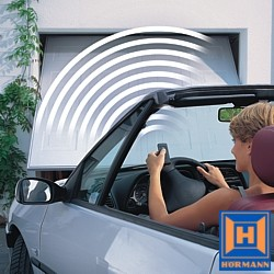 Hormann Euro Kombi garage door offer
