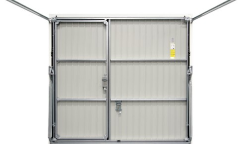 Legbud Garage Doors With Pedestrian Door