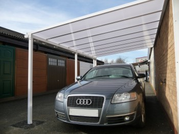 TGDC Carports - Ideal for protecting cars all year round