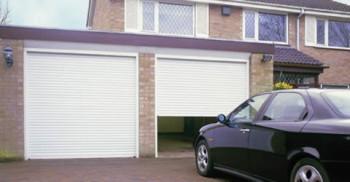 Seceuro Glide roller shutter garage door