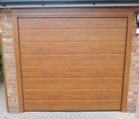The garage door centre garage doors kettering for Single garage prices