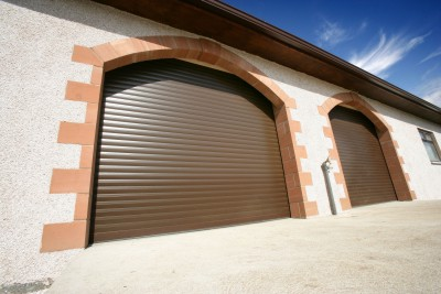 roller garage doors high security