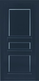 Silvelox EGO timber entrance door with tri panelled design