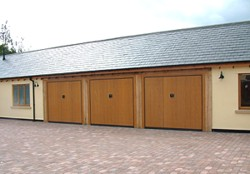 high quality silvelox timber up and over garage doors luxury high security
