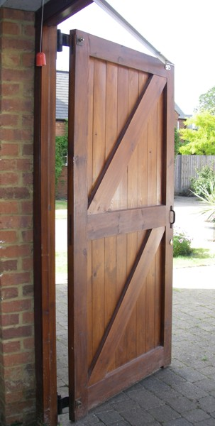 Side Hinged Garage Doors Steel Timber Purpose Made Garage Doors Uk