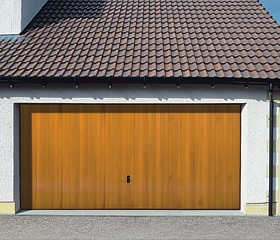 The garage door centre garage doors kettering for Double garage cost