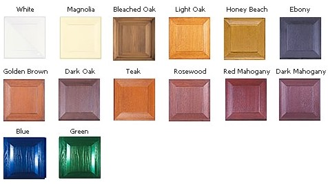 GRP colours available