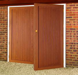 Wessex Frensham GRP side hinged doors