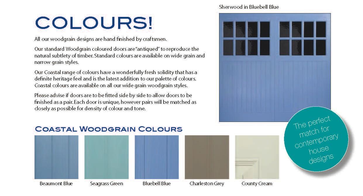 Wessex Coastal Colours