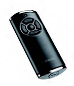 5 Button Bi-Direction Hand Transmitter for Garador Sectional Garage Door