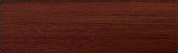 Decopaint Rosewood - Hormann Rollmatic T Roller Door