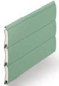 Chartwell Green - Heritage Colour Range, SeceuroGlide Classic Roller Garage Doors