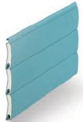 Duck Egg Blue - Heritage Colour Range, SeceuroGlide Classic Roller Garage Doors