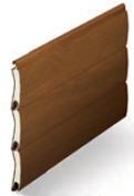 Golden Oak - Woodgrains Range, SeceuroGlide Classic Roller Garage Doors