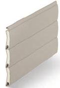 Light Beige - Traditional Colour Range, SeceuroGlide Classic Roller Garage Doors