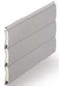 Light Grey - Heritage Colour Range, SeceuroGlide Classic Roller Garage Doors