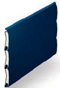 Navy Blue - Traditional Colour Range, SeceuroGlide Classic Roller Garage Doors
