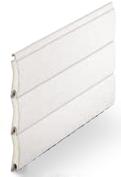 White - Woodgrains Range, SeceuroGlide Classic Roller Garage Doors