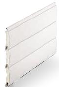 White - Traditional Colour Range, SeceuroGlide Classic Roller Garage Doors