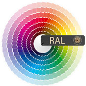 RAL Colour Finishes for Woodrite Oak Monmouth range
