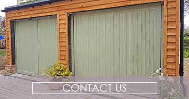 Contact The Garage Door Centre team