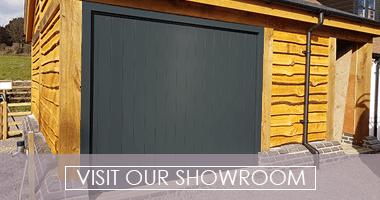 Visit The Garage Door Centre Showroom