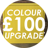 Colour Upgrades from £100, subject to availability