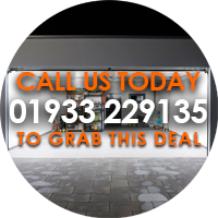 Call The Garage Door Centre on 01933 229135 to grab this deal!