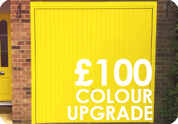 JUST £100 for a colour upgrade!