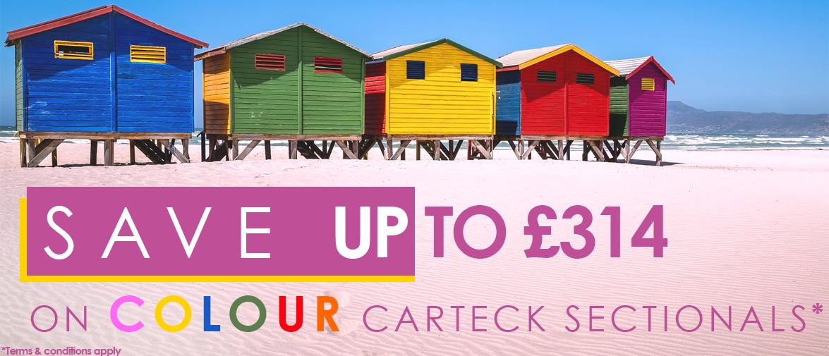 Carteck Free Colour Upgrade Special Offer