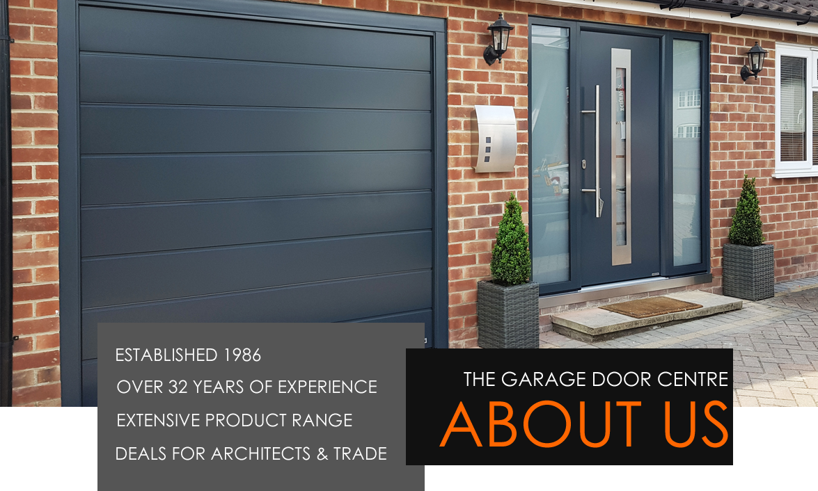 About us - The Garage Door Centre