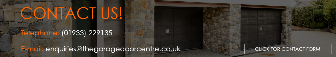 Contact The Garage Door Centre