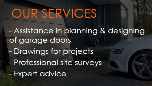The Garage Door Centre Services